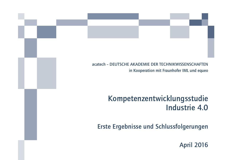 "Cover ""acatech_DOSSIER_Kompetenzentwicklung_Web"""