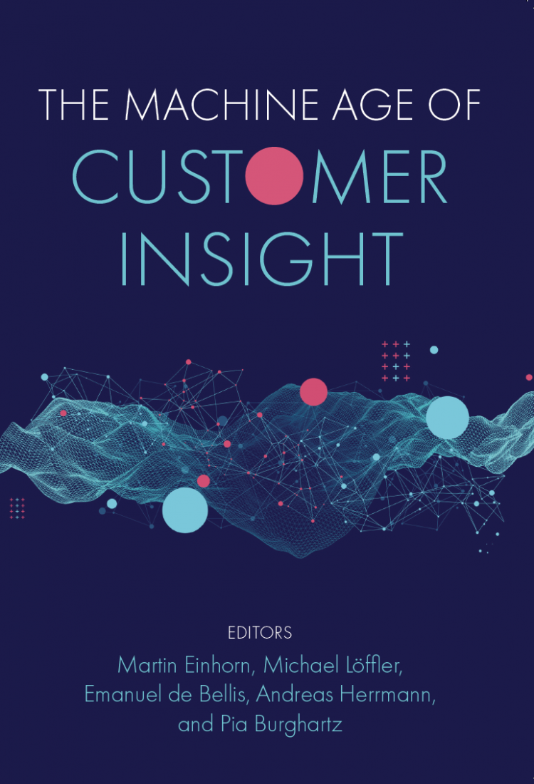 Buchcover_The Machine Age of Customer Insight_März21