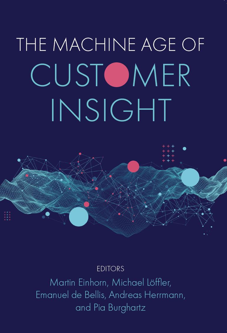 Buchcover_The Machine Age of Customer Insight_März21